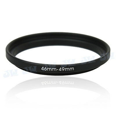 Anodized Black Metal 82mm-86mm 82-86 mm Fotodiox Metal Step Up Ring