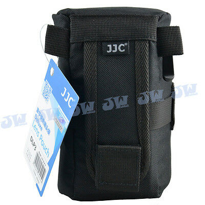 JJC Deluxe Lens Pouch for Canon EF 135mm f/2.0L USM / MP-E 65mm f/2.8 1-5X Marco
