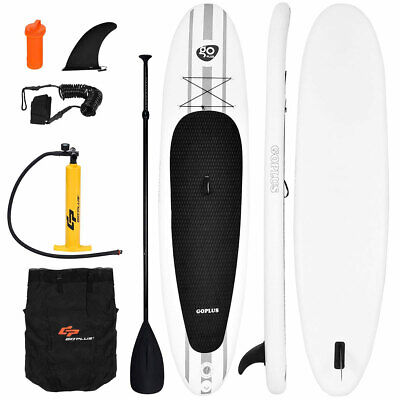 Stand Up Board Set Paddle Board Paddelbrett Sup-Board Surfboard aufblasbar 335cm