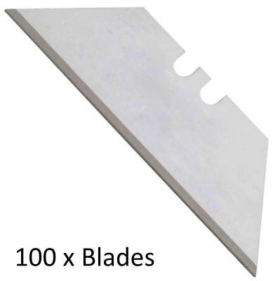 100 x Saxton Blades fit Stanley Utility Trimming Knife etc