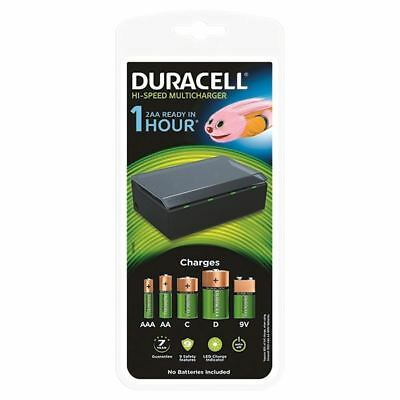 Duracell Multi Charger 75044676, Ideal for gadget geeks [DU08832]