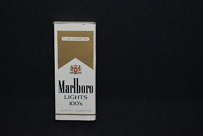 Vintage Rare Collectable Marlboro Lights Phantom Of The Opera Neue Flora Hamburg