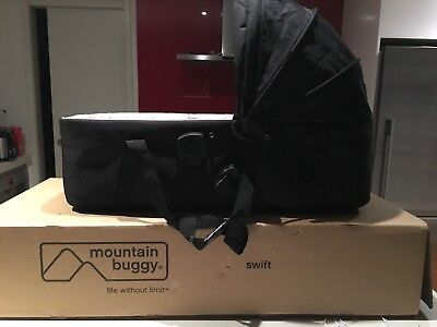 Mountain Buggy Carrycot Bassinet (for MB mini or swift buggy.)