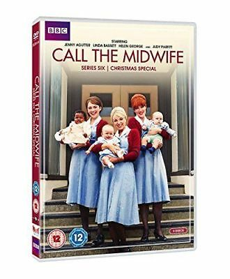 CALL THE MIDWIFE complete series/season 6 Region 2 New DVD Free & Fast Dispatch