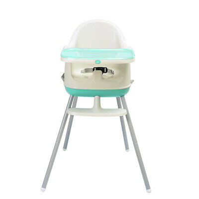 3 in 1 Baby Chair Dining High Chair Durable Child Eating Feeding Seat - Mint