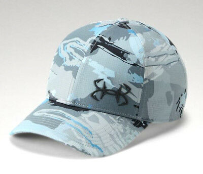 30833ab26fa UNDER ARMOUR UA CoolSwitch ArmourVent™ 2.0 Ridge Reaper® Hydro Stretch Fit  Cap -  24.99