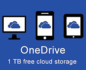 OneDrive 1TB + Unlimited Google Drive + Office365 + 6 Months Amazon Prime