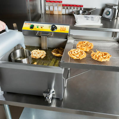 Donut Machine Maker Food Concession Stand Equipment Supplies Truck Party Funnel