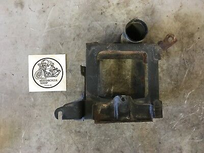 1970 Honda Cb350 Battery Box