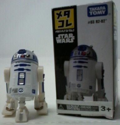 Metal Figure Collection MetaColle Star Wars Ep1 R2-M5 TAKARA TOMY NEW Japan F//S