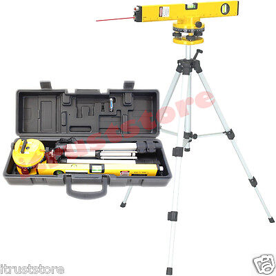 SPINNING LASER LEVEL TOOL STAND Precision 360 Degree Swivel Head