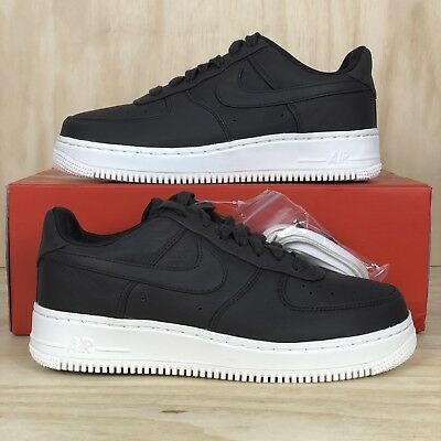 new concept 97bf9 2a3b6 Nike NikeLab Air Force 1 AF1 Low Velvet Brown White  905618-200  Multi