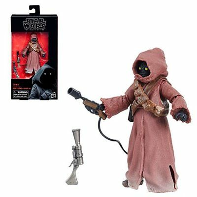 Star Wars The Black Series Jawa 6 Inch #61 Action Figure A New Hope - New MIB
