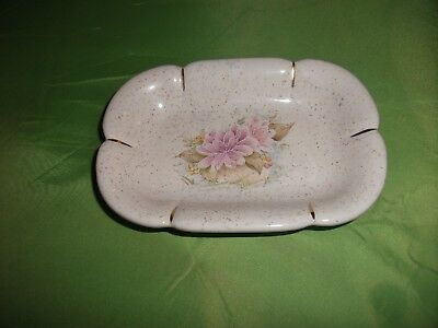 Kernewek Cornwall England Pin Dish/soap Dish-In Exc. Cond.-Appears Unused-Luvly