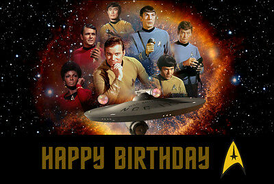 Star trek personalised birthday card a5 original kirk spock star trek birthday card 00 bookmarktalkfo Image collections