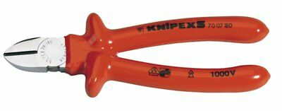 Knipex 21455 Side Cutter S-Type 1000v 180mm