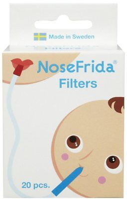 Nose Frida replacement filters