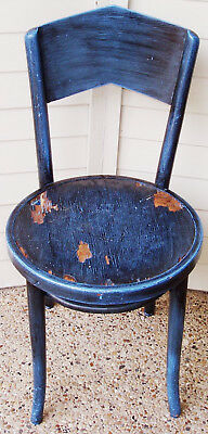 Antique Bentwood Chair (Made in Poland)