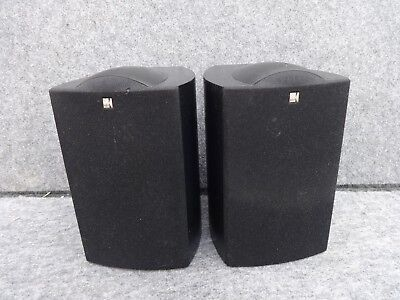 concentric bookshelf hifi dual p kef reference rare speakers
