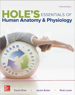 (EBOOK PDF) Hole's Essentials of Human Anatomy and Physiology by David N. Shier