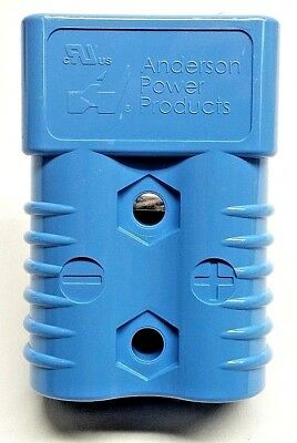 941 Anderson Original SB 175 Battery Connector Housing Blue