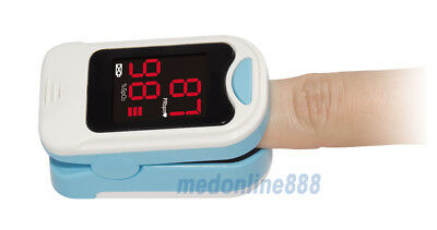 Finger Tip Pulse Oximeter SpO2 Heart Rate monitor blood oxygen Meter Sensor FDA