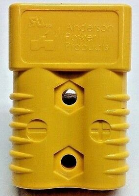 943 Anderson Original SB 175 Battery Connector Housing Yellow