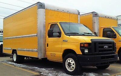 Genuine Ford E350 Super Duty 2012 Cube / Box Van / Cutaway Van / Delivery Van
