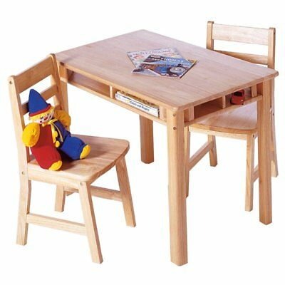 Lipper Mystic Table And Chair Set Pink 1 325 12