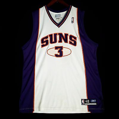 huge selection of b5c41 06714 100% Authentic Stephon Marbury Reebok Suns Jersey Size 48 XL - penny  hardaway
