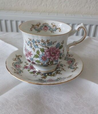 Royal Standard Mandarin cup and saucer great condition