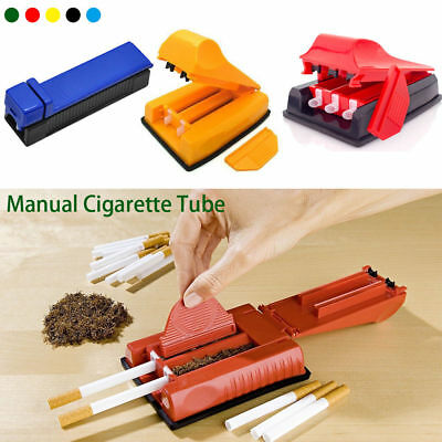 Automatic Tobacco Cigarette Roller Rolling Machine Box Making Maker Handroller