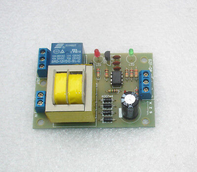 10A Liquid Level Controller Switch AC 220V Water Level Detection Sensor Module