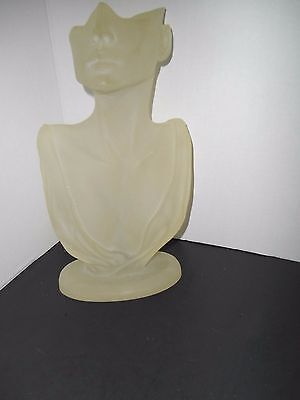 Jewelry Display Bust Mannequin Stand