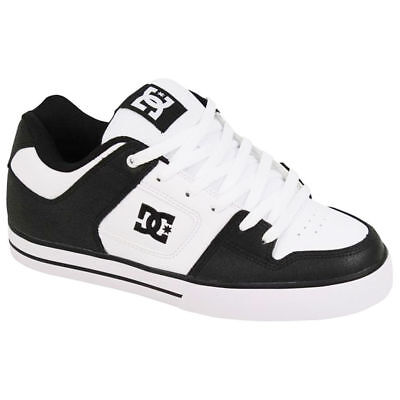 DC Shoes Men's Pure M Sneaker Shoes White Kicks Trainers Sports Clothing Apparel