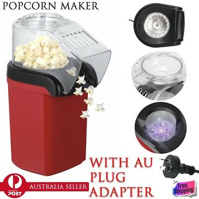 Electric Mini Popcorn Making Machine 1200W Maker Corn Poping Popper Children Fun