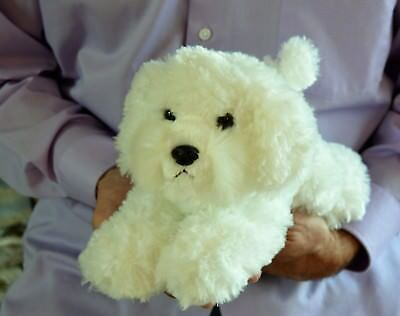 Memorable Pets' Bichon Dog for People with Memory Loss Due to Aging