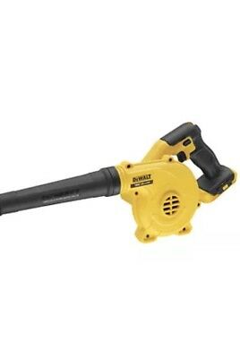DeWalt DCV100-XJ XR Compact Jobsite Blower 18 Volt Bare Unit