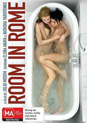 Room in Rome DVD Region 4 NEW