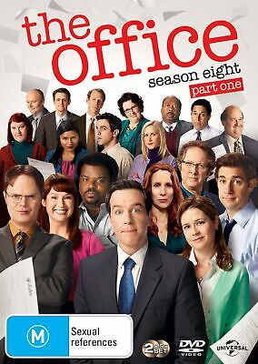 The Office Season Eight Part One DVD Region 4 NEW