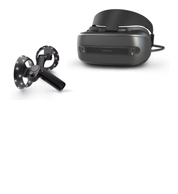 Lenovo Explorer Windows Mixed Reality Headset with Motion Controllers (New)