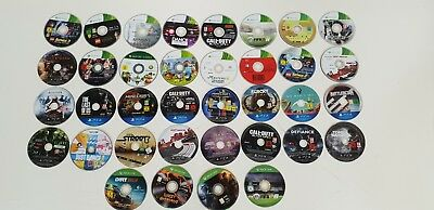 Disc ONLY Games / PS3 - XBOX - PS4 - WII U / Pick from the List / Cheap #M2