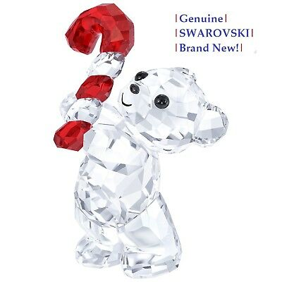 Swarovski KRIS BEAR Christmas 2016 Color Crystal Figurine  NEW w Gift Box