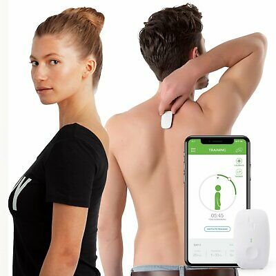 UPRIGHT GO Posture Trainer Corrector Free App and Personalised Training Plan