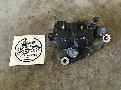 1985 Honda Vf1100 C V65 Front Caliper And Bracket