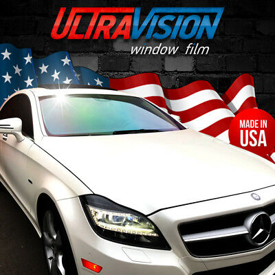 "NEW CHAMELEON 2018 WINDOW FILM TINT 60inX60in ""LIGHT"" ULTRAVISION VLT 93(USA)"