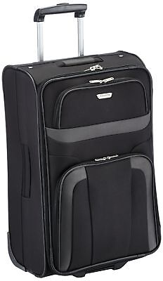 Travelite Roller Case 098488 Orlando 2 Wheel Trolley Medium 58 Liters Black 8277