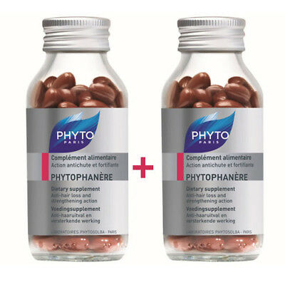 Phyto Phanere 90cps + 90cps promo