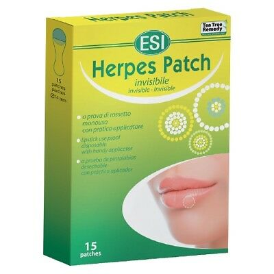 ESI herpes patch 15pz