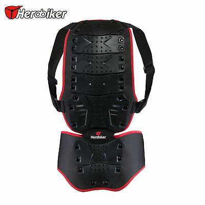Motorcycle Motocross Body Back Protector Spine Guard Armor Vest Protective Gear